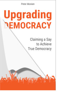 Book Cover Upgrading Democracy